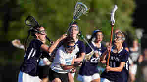 As High School Lacrosse Surges In Popularity, So Does Injury Focus