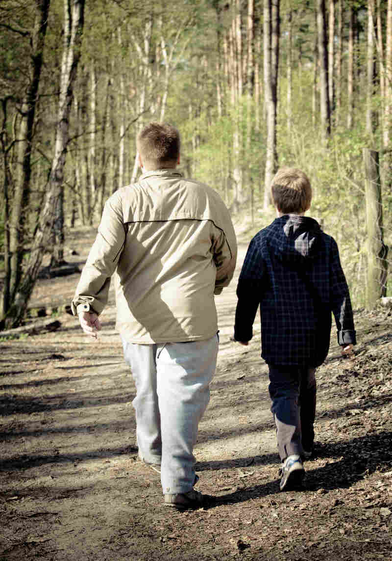 Fun hikes offer health benefits for kids of every shape and size.