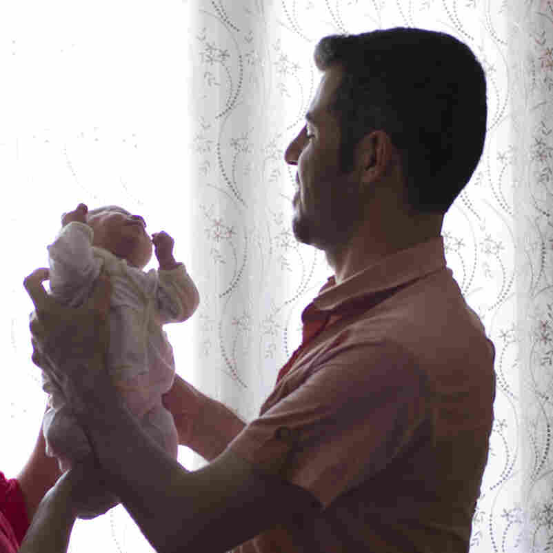 Syrian Babies Born To Refugees Face A Future In Limbo