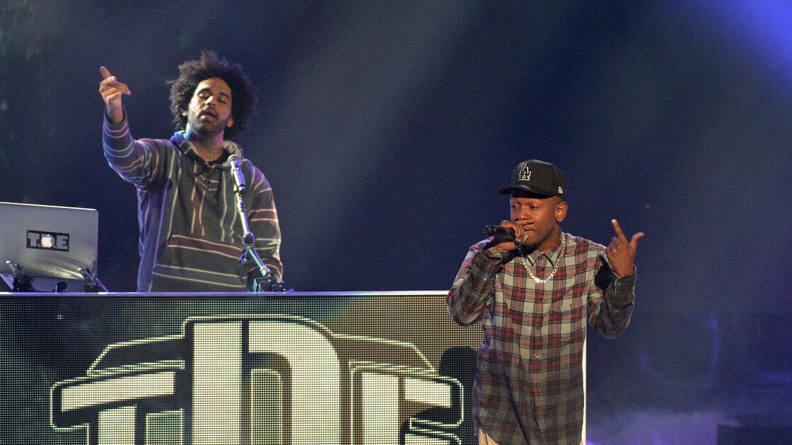 Rationalization of hip hop