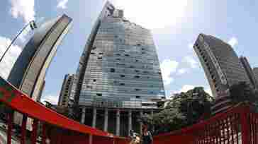Fall Of The Tower Of David: Squatters Leave Venezuela's Vertical Slum