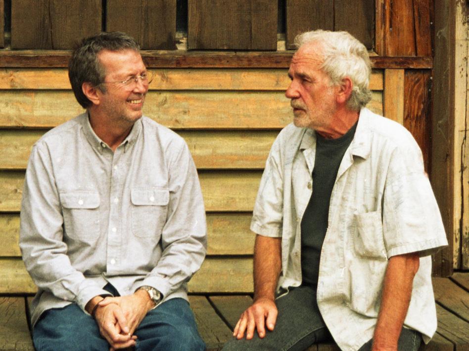 Eric Clapton's new album, <em>The Breeze</em>, honors the late J.J. Cale.