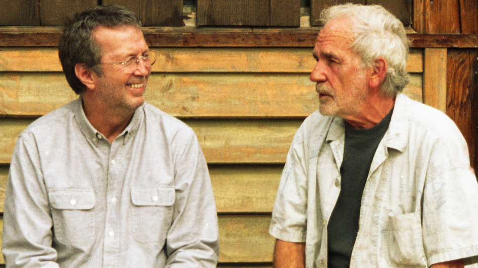 Eric Clapton's new album, The Breeze, honors the late J.J. Cale. (Courtesy of the artist)