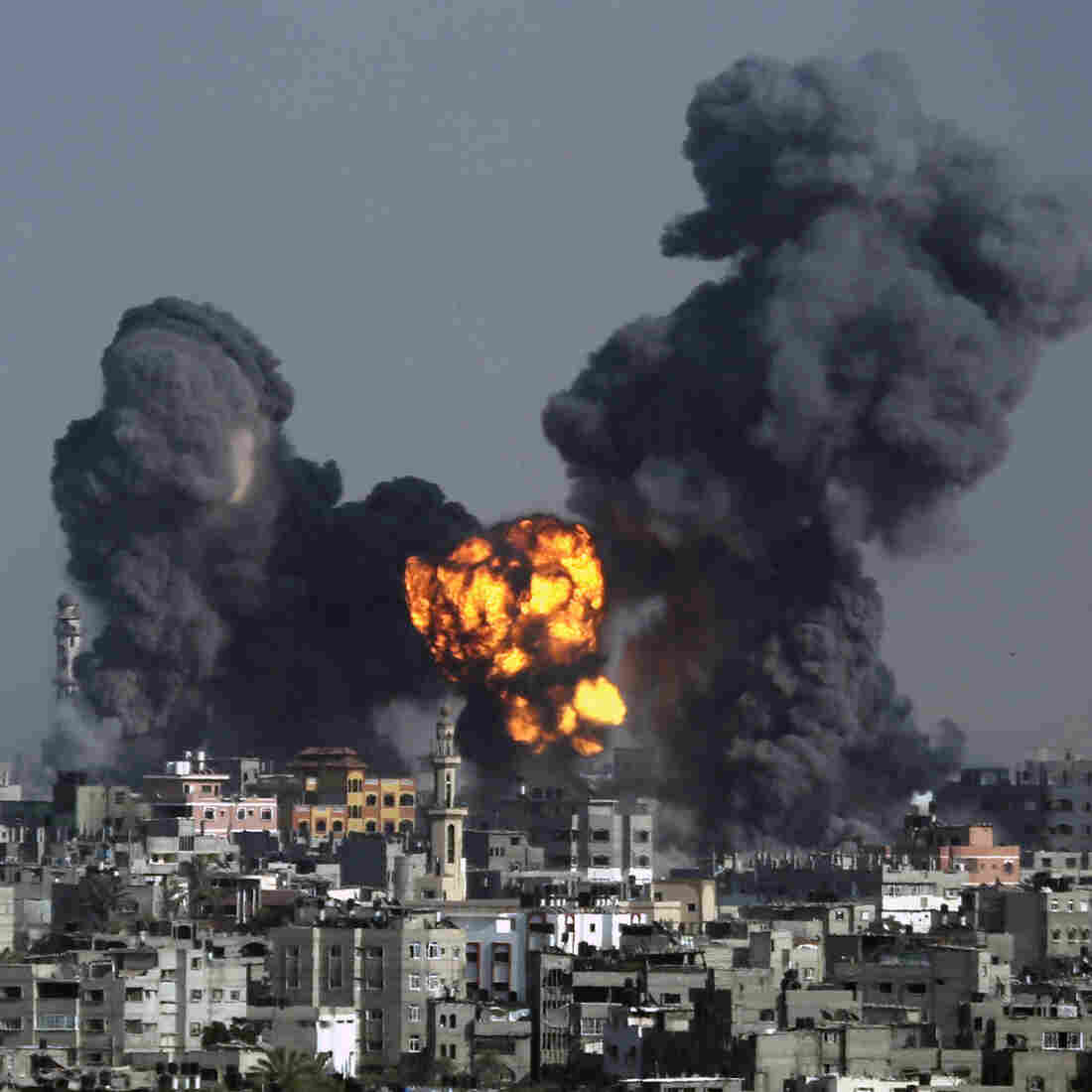 Gaza Conflict Day 16: Here's What You Need To Know