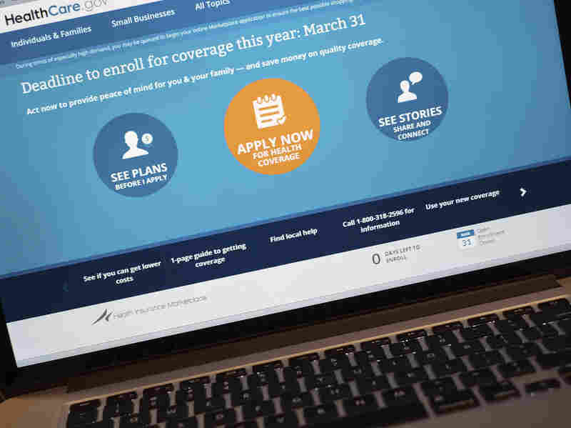 Even after the open enrollment deadline, HealthCare.gov remained a popular destination.