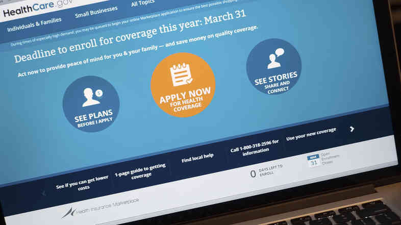 Even after the open enrollment deadline, HealthCare.gov remained a popular destination.
