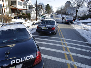 A federal investigation found that most pedestrian stops by Newark police officers were unconstitutional. The study also found a pattern of excessive force and theft by the city's officers.
