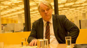 Philip Seymour Hoffman stars in A Most Wanted Man, director Anton Corbijn's adaptation of John le Carré's 2008 novel, as German intelligence officer Günther Bachmann.