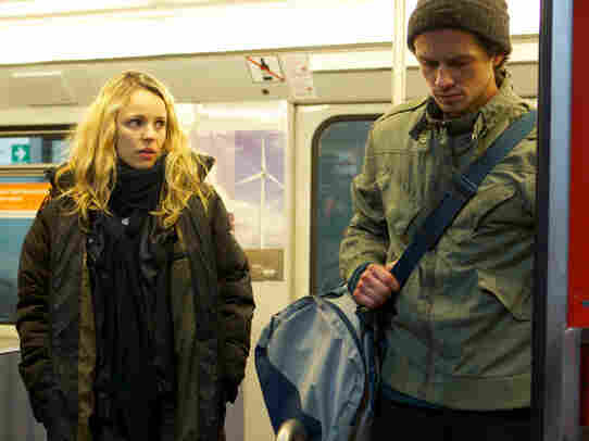 Islamic immigrant Issa Karpov (played by Grigoriy Dobrygin) and American social worker Annabel Richter (played by Rachel McAdams) get caught up in Bachmann's plan to prevent a national security threat.