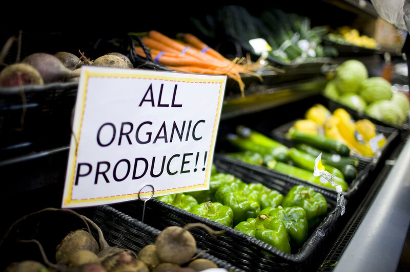 Can You Trust That Organic Label On Imported Food? : The