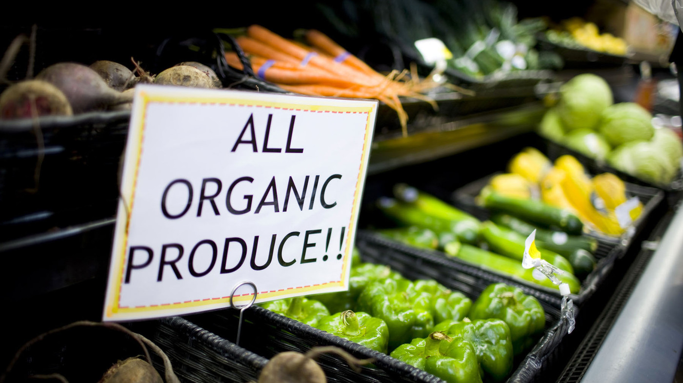 can you trust that organic label on imported food? : the salt : npr