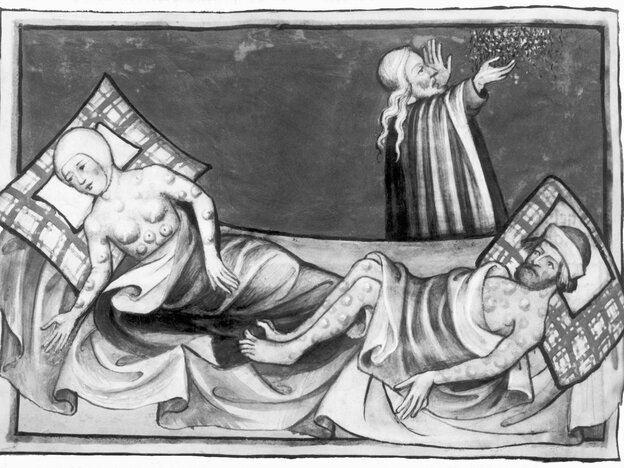"""The same bacterium that ravaged medieval Europe as the """"Black Death"""" still occasionally re-emerges."""