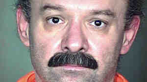An undated file photo from the Arizona Department of Corrections shows inmate Joseph Rudolph Wood, who was executed Wednesday. After the lethal injection process began, Wood reportedly remained alive for nearly two hours.