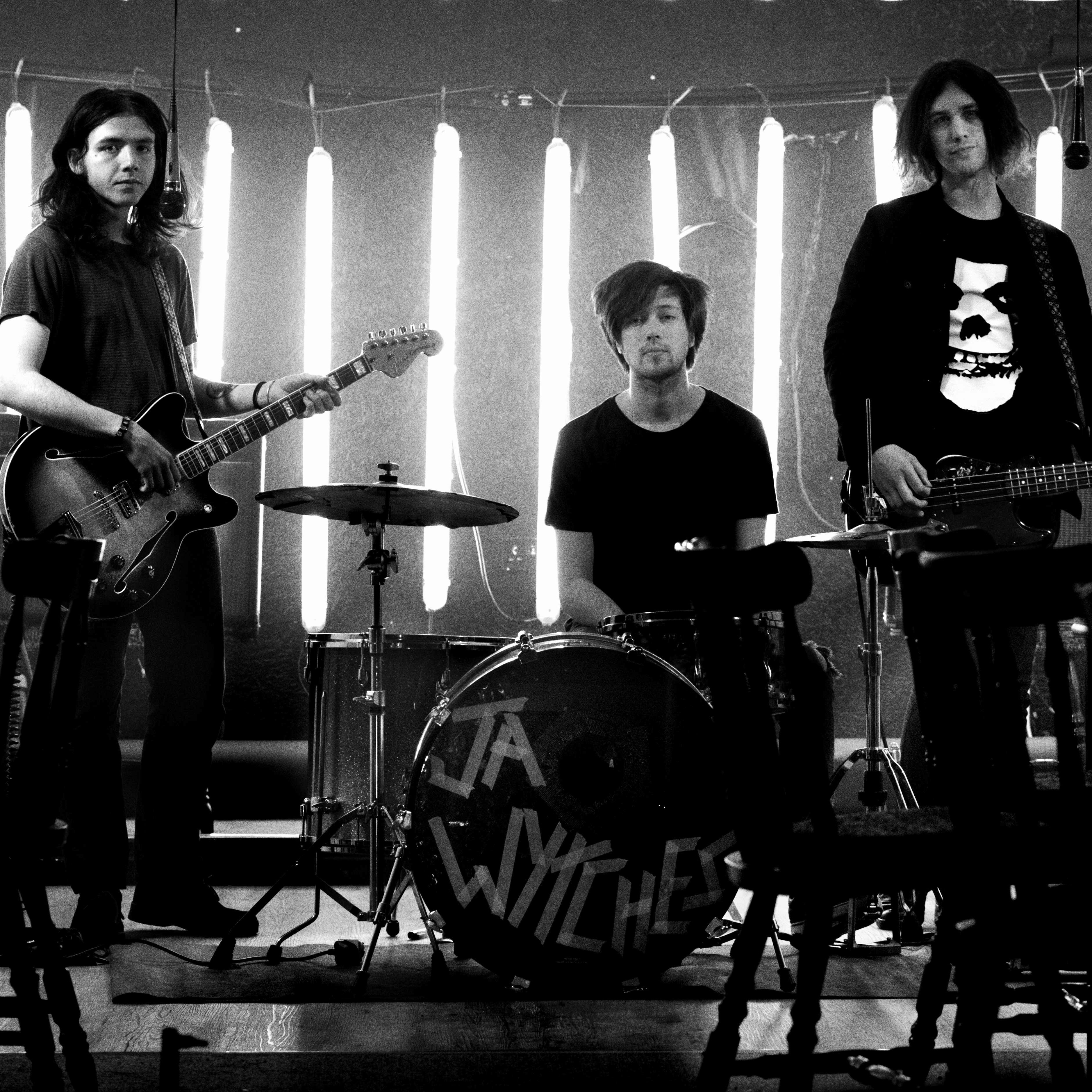 The Wytches.