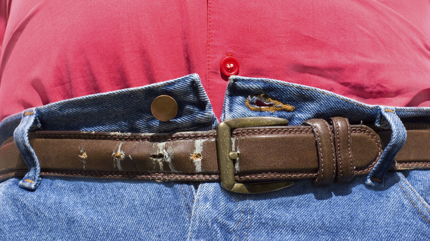The Average American Man Is Too Big For His Britches Npr