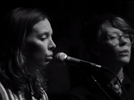 "Watch Sylvan Esso perform ""Wolf"" with members of Megafaun, Lambchop, Field Report and more."