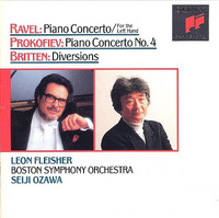 Fleisher plays Prokofiev.