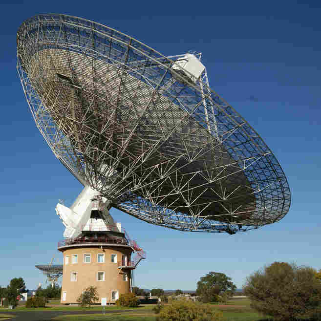 The Parkes Observatory, in New South Wales, Australia, first detected the brief, intense bursts of radio waves in 2007.