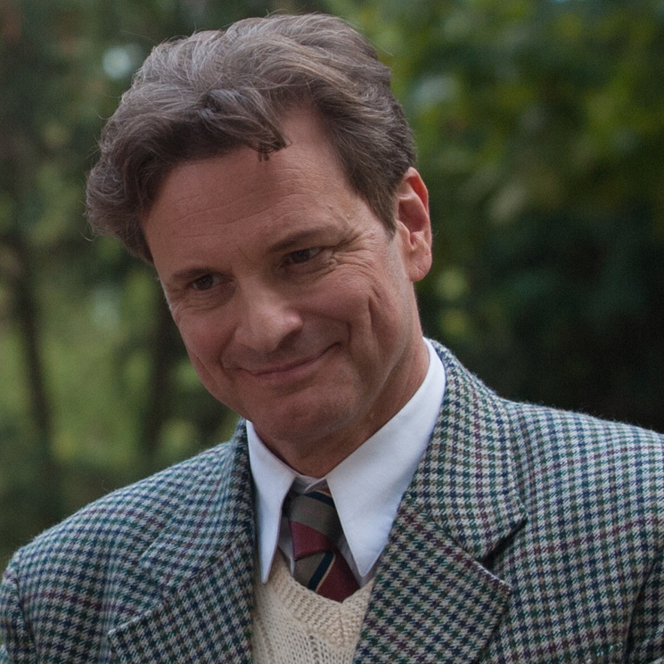 Firth stars alongside Eileen Atkins, who plays Stanley's sharp-tongued aunt, and Simon McBurney, who plays a fellow magician.