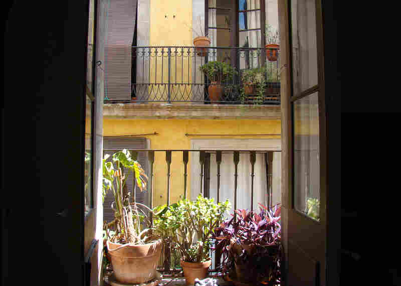 Unlike hotels, Airbnb properties — private residences such as this one in Barcelona — are not inspected for local health and safety compliance. Authorities say they're worried about the safety of some 26.5 million tourists who visit Catalonia each year.