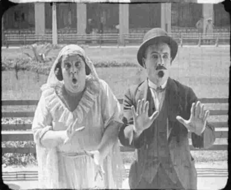 All Is Lost (1923), in which two lovebirds struggle to get the bride's family's approval to marry, was screened and identified at 2013's Mostly Lost workshop.