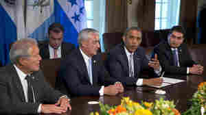 Obama: U.S., Central America Share Responsibility For Influx Of Minors