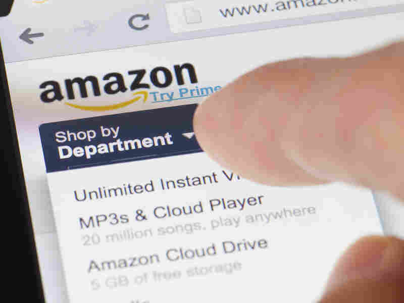 Amazon celebrates 20 years of selling everything from A to Z...and 20 years of mining customer data.