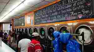A Growing Movement To Spread Faith, Love — And Clean Laundry