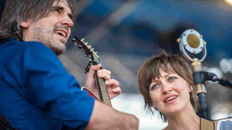 Anais Mitchell & Jefferson Hamer, Live In Concert
