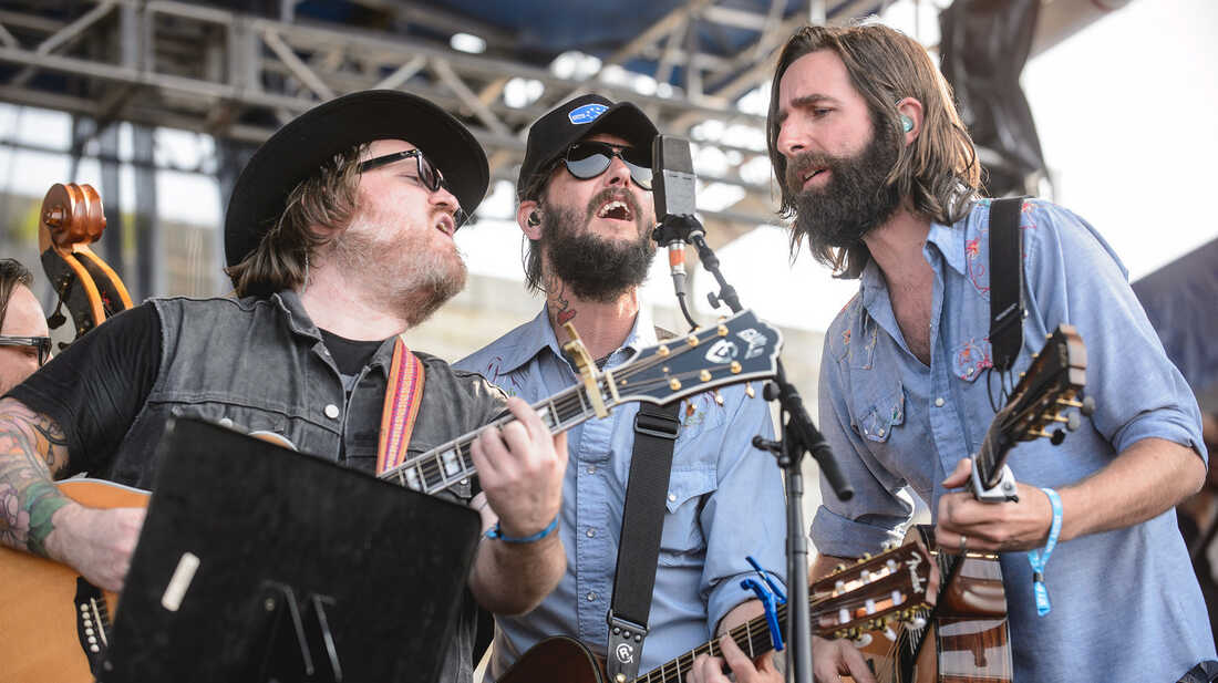 Band Of Horses, Live In Concert