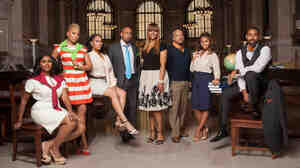 "On Wednesday, Lifetime premiered BAPs, a reality show that follows ""an exclusive, privileged and affluent group of African American friends from St. Louis who self-identify as 'BAPs' — Black American Princesses and Princes."""