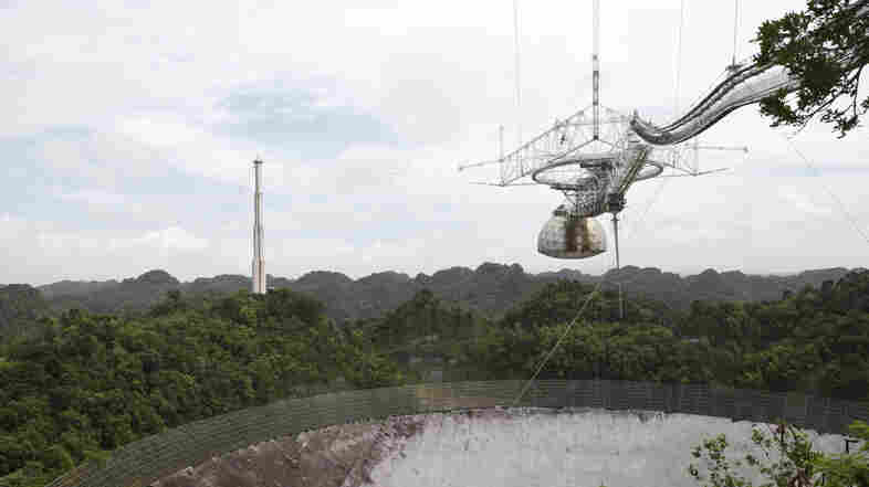 Close Encounters Of The Radio Kind? Mystery Bursts Baffle Astronomers