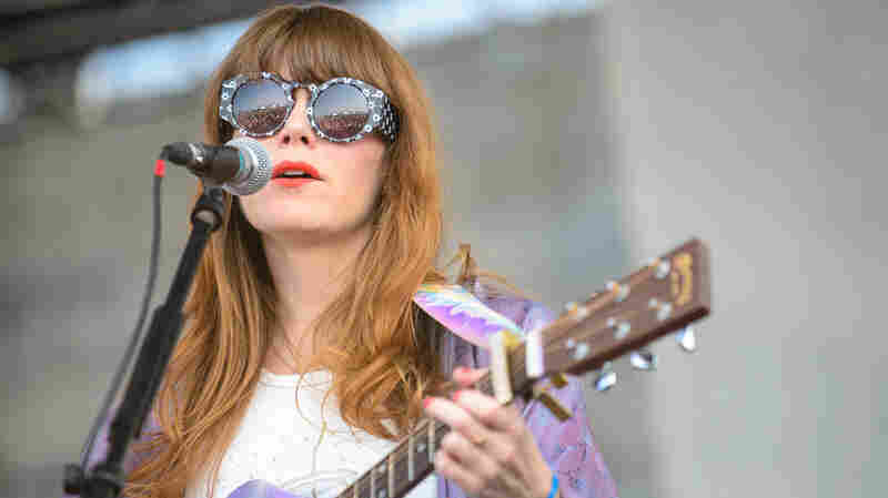 Jenny Lewis, Live In Concert