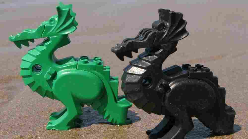 Lost At Sea, Legos Reunite On Beaches And Facebook