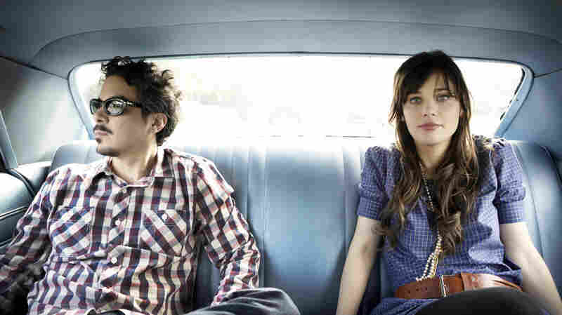 She & Him: Newport Folk 2008