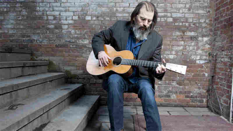 Steve Earle: Newport Folk 2008