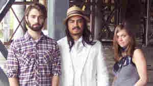 The Low Anthem: Newport Folk 2009