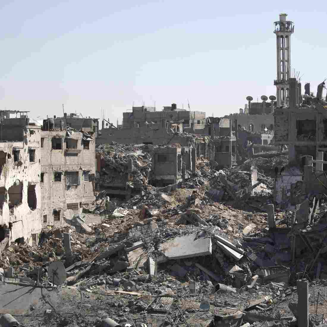 Israel Resumes Gaza Offensive As Hamas Offers New Cease-Fire