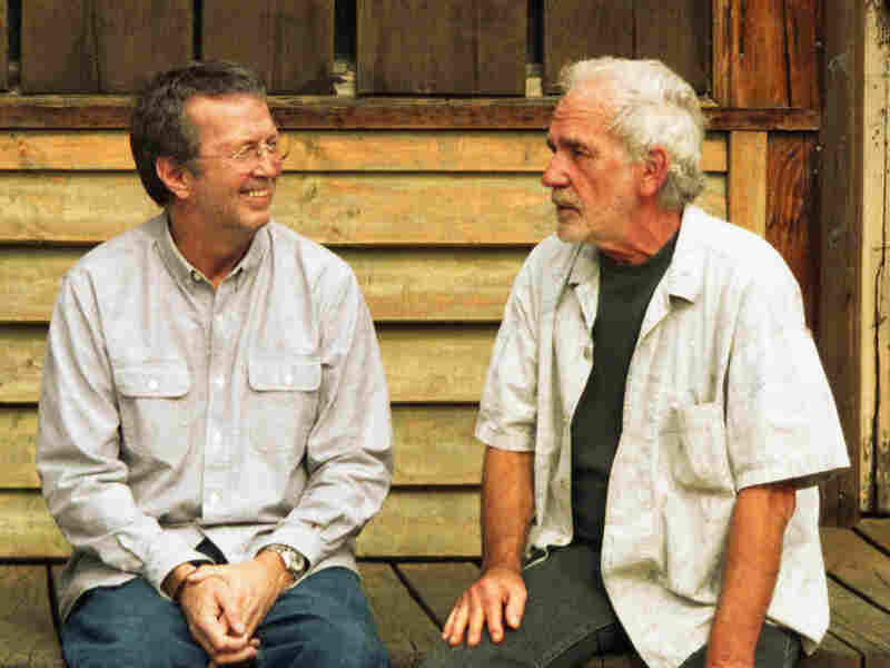 Eric Clapton's new album, The Breeze, honors the late J.J. Cale.