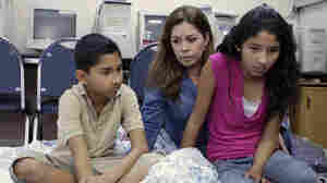 One Woman, 817 Children: Caring For Kids Of Undocumented Parents