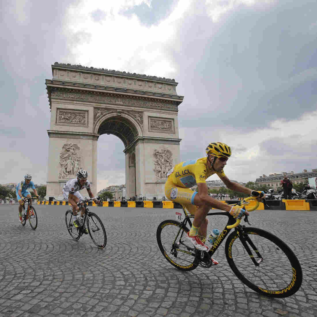 Vincenzo Nibali First Italian In 15 Years To Win Tour De France