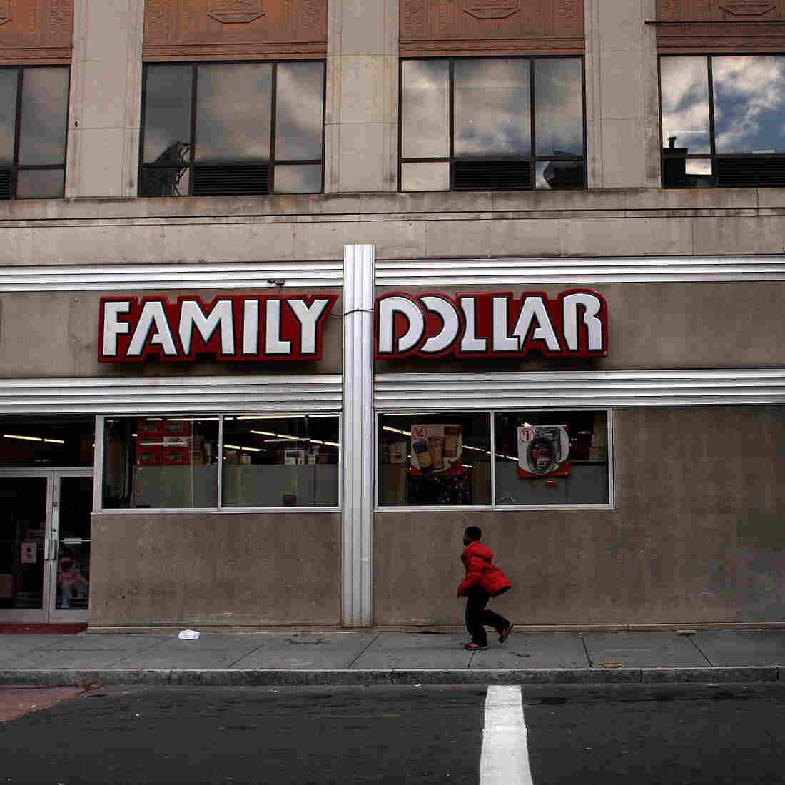 Dollar Tree To Buy Family Dollar In $8.5 Billion Deal