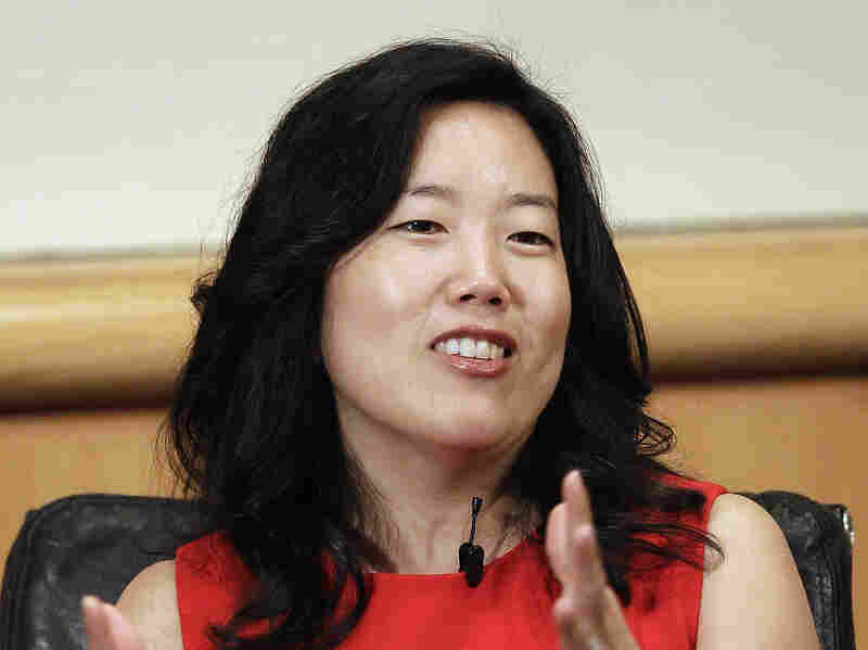 StudentsFirst Founder and CEO Michelle Rhee.