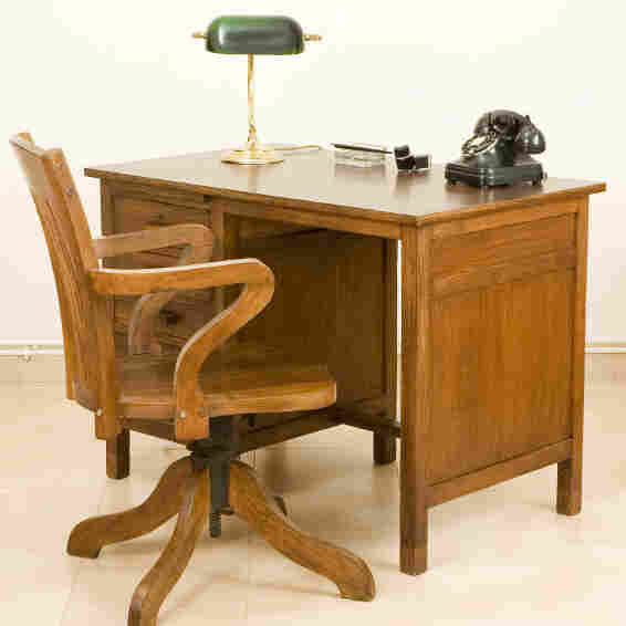 The Great American Desk