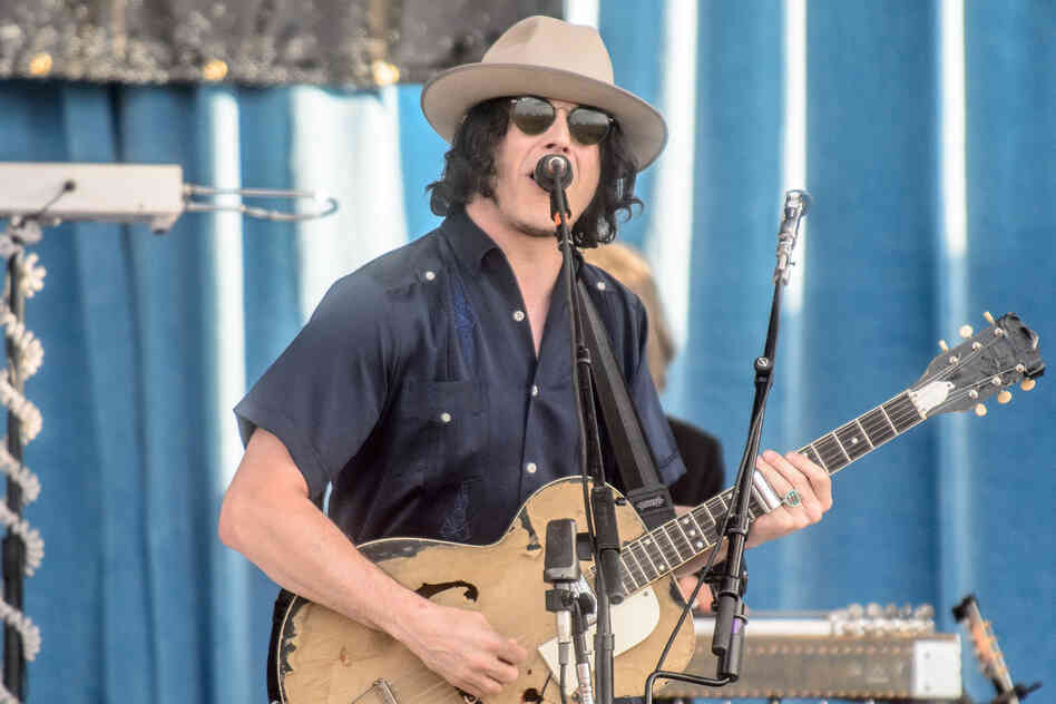 "Jack White ran through the gamut of Americana during his headlining set on Saturday, including a version of ""Hotel Yorba"" with a Nashville twang."