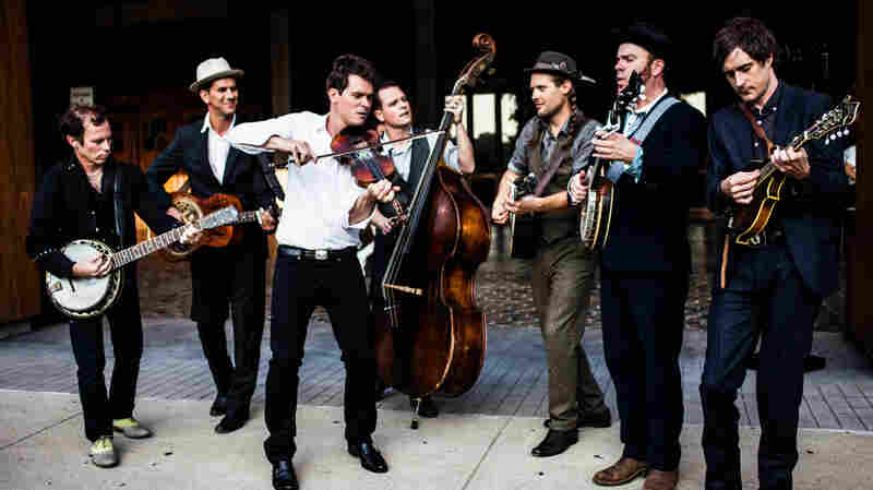 Old Crow Medicine Show On World Cafe