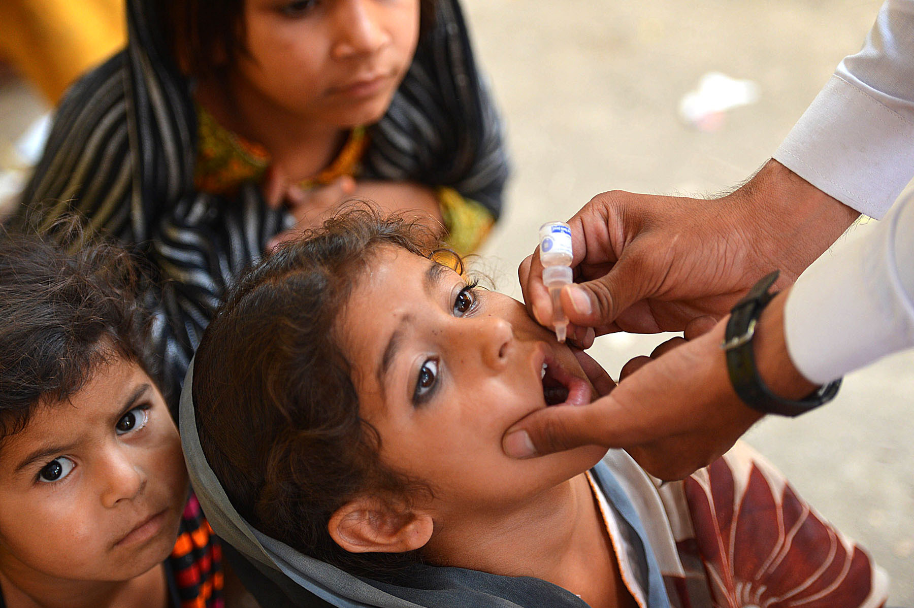 Eradication of Polio in Pakistan World Polio Eradication