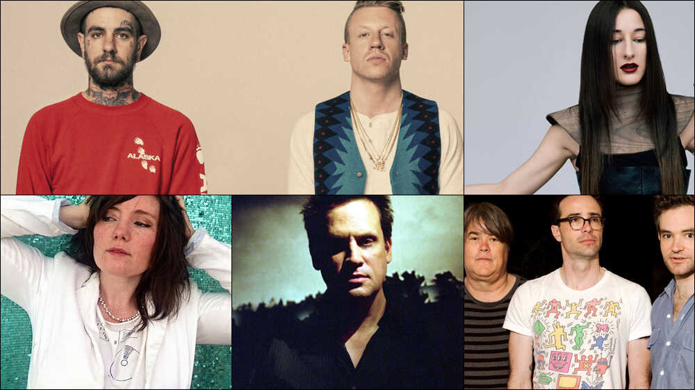 New Mix: Macklemore & Ryan Lewis Join Fences, Plus Zola Jesus, Sun Kil Moon, More