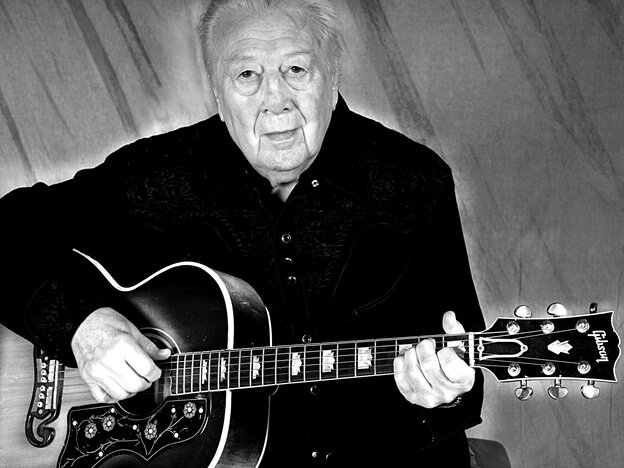 """When """"Cowboy"""" Jack Clement died in August 2013, he'd just completed what would be his final album, For Once and for All."""