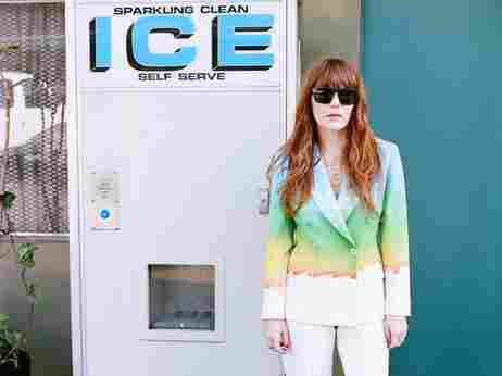 The former Rilo Kiley frontwoman performs four songs from her new solo album, <em>The Voyager.</em>